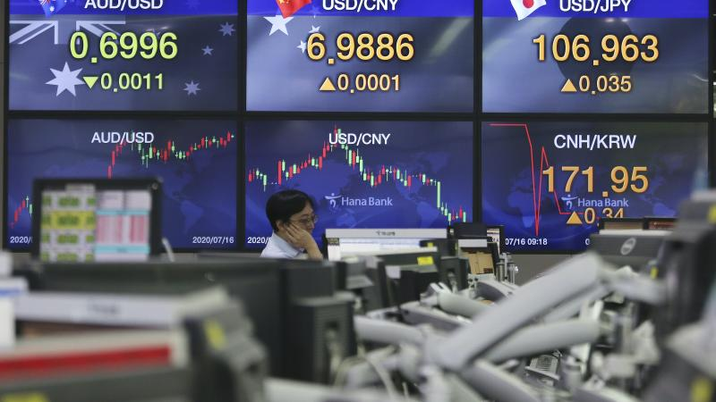 FTSE slides as mixed Chinese economic data weighs on sentiment