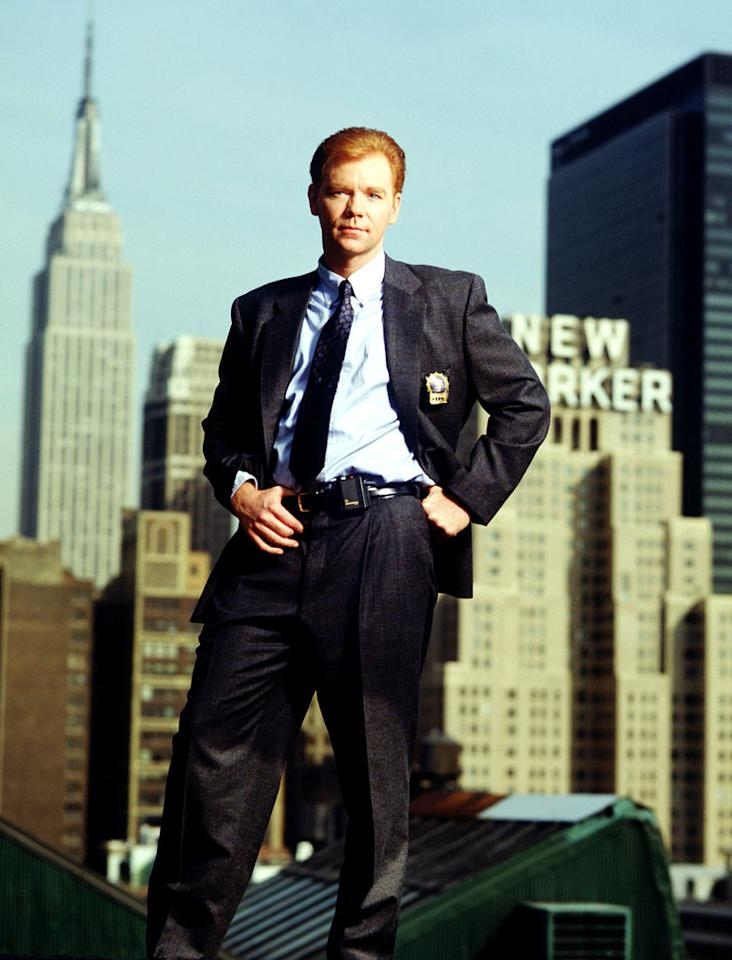 "David Caruso, ""<a href=""/nypd-blue/show/160"">NYPD Blue</a>"" — Before he ever donned shades as ""<a href=""/csi-miami/show/28267"">CSI: Miami</a>'s"" Horatio Cane, Caruso shot to TV stardom as gravelly-voiced detective John Kelly on ABC's long-running cop drama. With the heavy buzz around the show inflating his ego to massive proportions, Caruso turned in his badge in 1994 after just one season for an ill-fated film career. Jimmy Smits took the reins in Season 2 as Sipowicz's new partner, Bobby Simone."