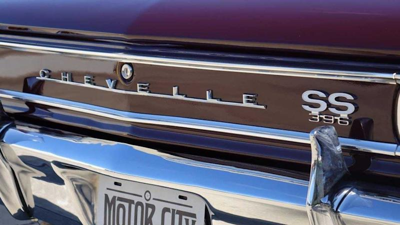 Check Out The Often Underrated 1966 Chevelle SS396