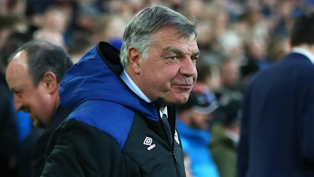 Sam Allardyce sees no reason for Everton to alter their approach after climbing to eighth in the Premier League.