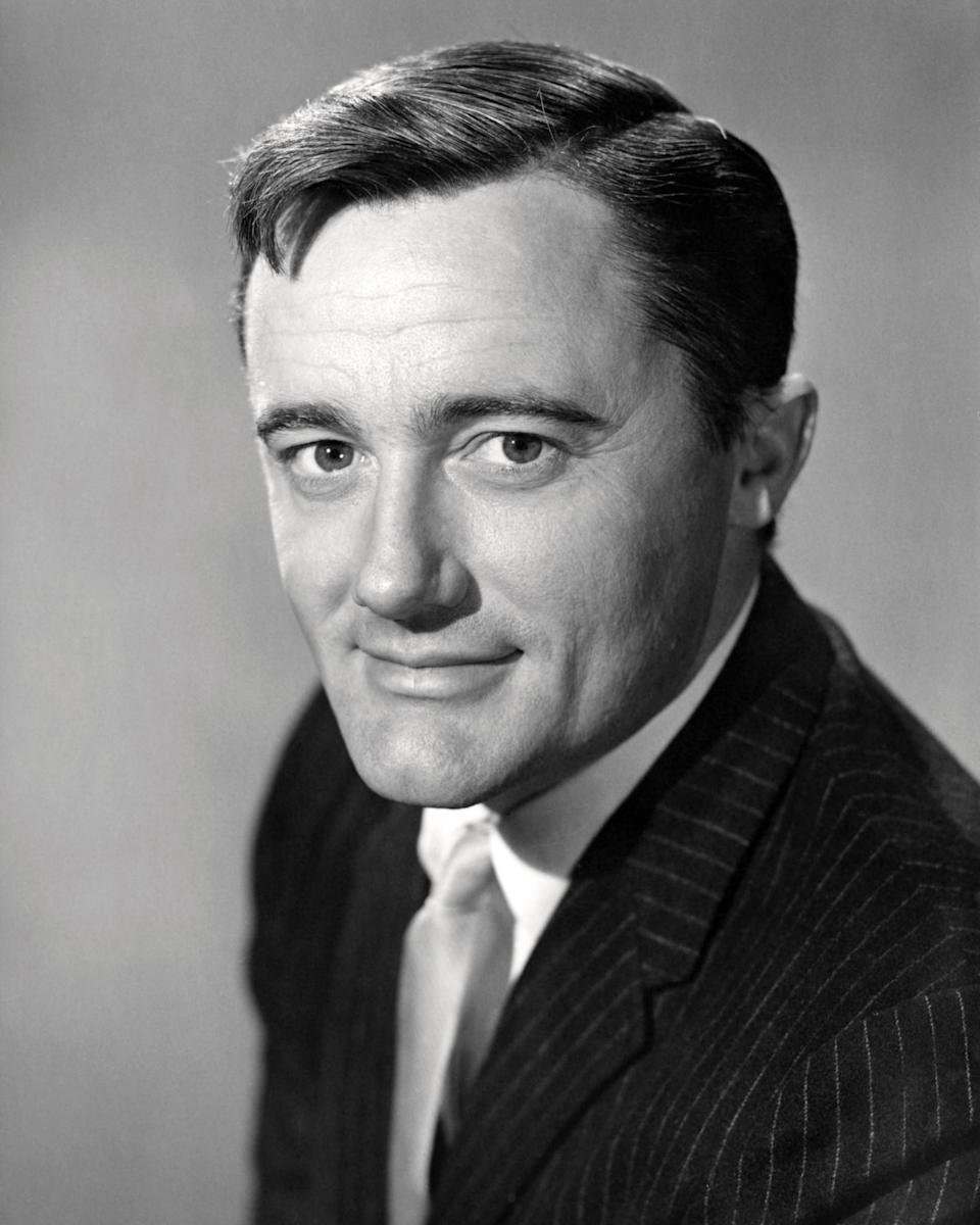 <p>Actor Robert Vaughn died on Nov. 11, 2016 at 83 from leukemia. Photo from Getty Images </p>
