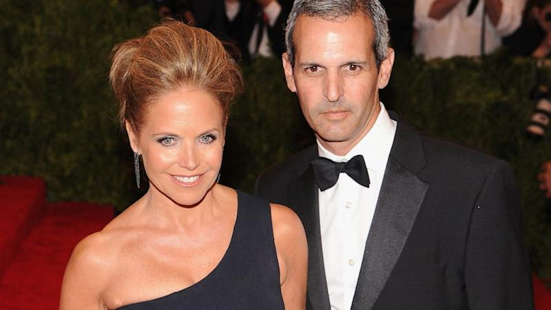 Katie Couric Plans 'Tasteful' Wedding: 'It's Not Like I'm 22'