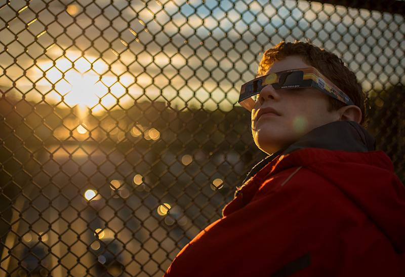 Amazon hit with lawsuit over recalled eclipse glasses