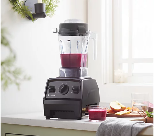 Your new countertop crush...and blend and puree. (Photo: QVC)