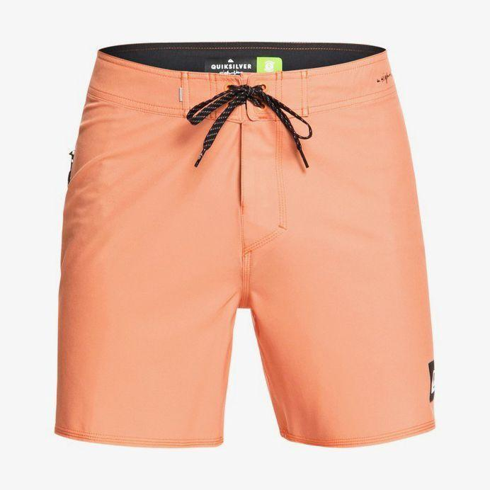 """<p><strong>quiksilver</strong></p><p>quiksilver.com</p><p><strong>$50.00</strong></p><p><a href=""""https://go.redirectingat.com?id=74968X1596630&url=https%3A%2F%2Fwww.quiksilver.com%2Fhighline-kaimana-16%2522-boardshorts-192504853272.html&sref=https%3A%2F%2Fwww.menshealth.com%2Fstyle%2Fg36560974%2Fbest-board-shorts-for-men%2F"""" rel=""""nofollow noopener"""" target=""""_blank"""" data-ylk=""""slk:BUY IT HERE"""" class=""""link rapid-noclick-resp"""">BUY IT HERE</a></p><p>Have you ever bought a board short and wondered what the bungee cord loop inside one of the pockets was for? It's actually a classic characteristic of a board short, and it's for your keys so you don't lose them in the water. These Quicksilver's take that tradition and update it in this classic nectarine hued pair. </p>"""