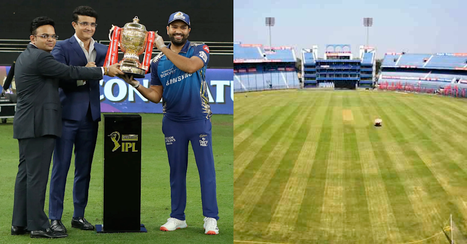 IPL 2022: BCCI Shortlists 6 Cities For Two New IPL Teams - Reports