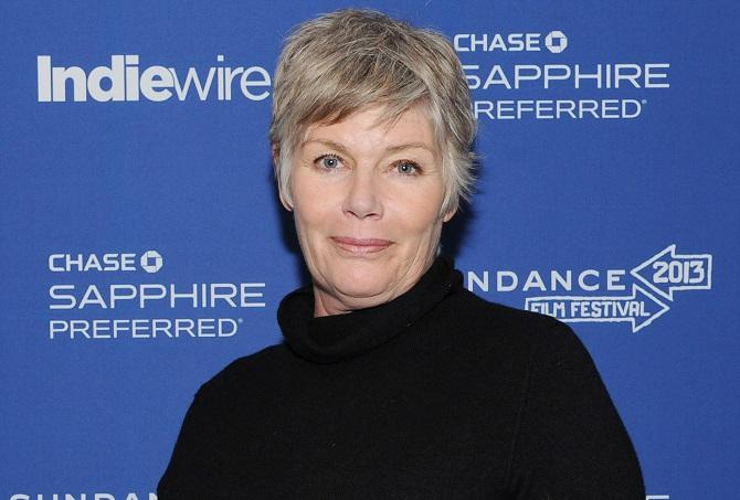 Actress Kelly McGillis from the film