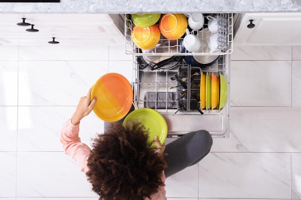 What to do when your dishwasher stinks?