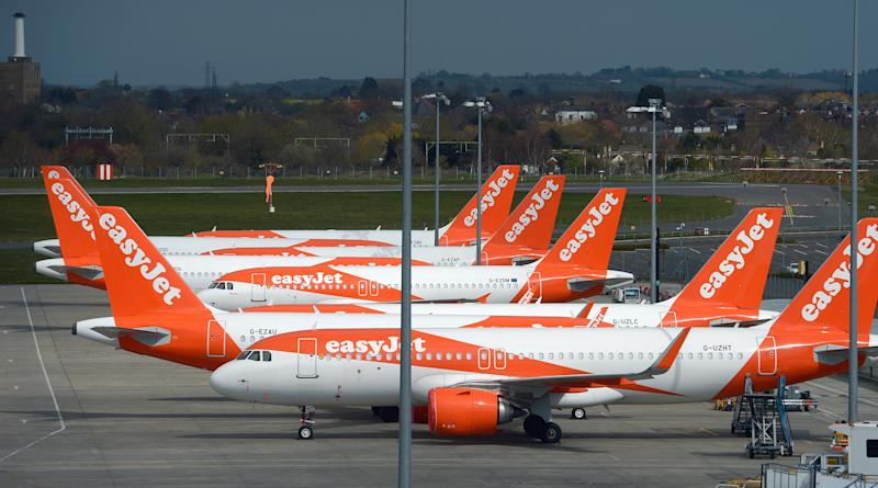 EasyJet finance boss to leave just days after surviving coup bid