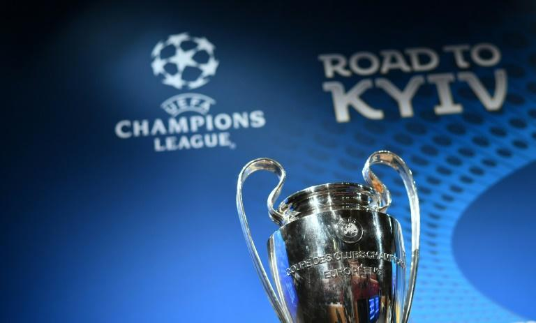Real Madrid and Liverpool are meeting in the Champions League final in Kiev