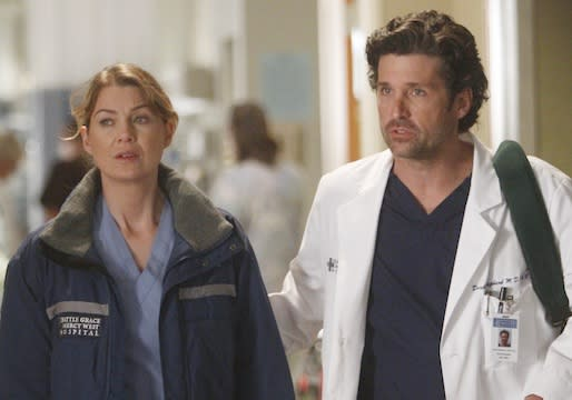 Grey's Anatomy's Pompeo, Dempsey and Other Original Cast Members Sign New 2-Year Deals
