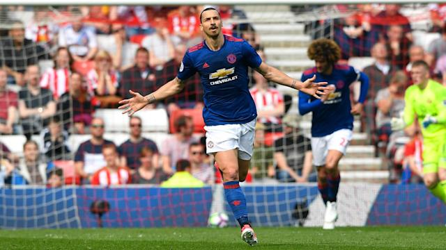 Nemanja Vidic has hailed Zlatan Ibrahimovic's mentality and desire following his impressive performances for Manchester United this term.