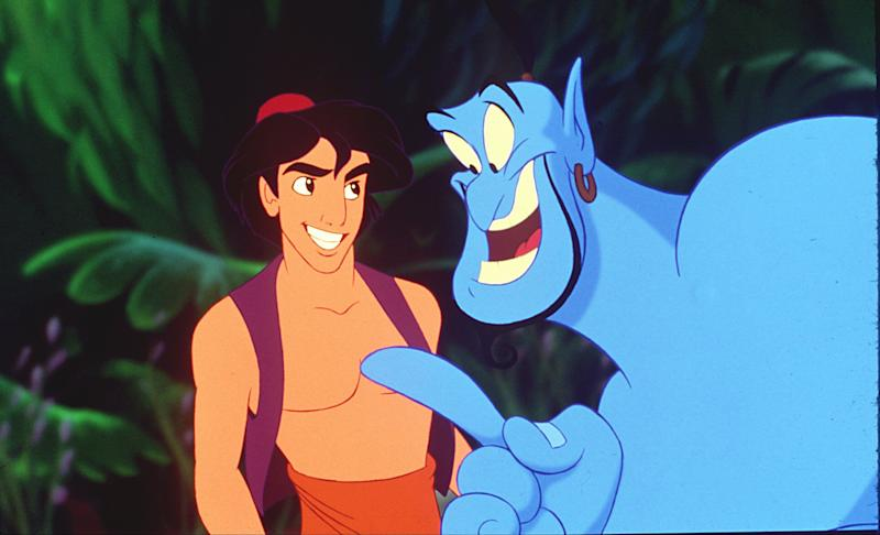 Twitter can't get enough of the 'Aladdin' remake actor dubbed 'Hot Jafar'