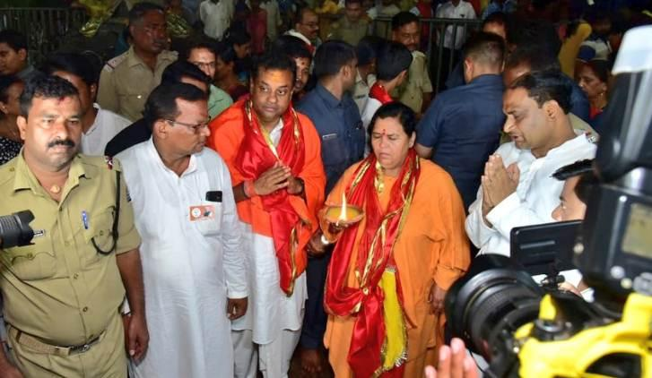 Seen and heard Sambit Patra: Ponds to banana leaves, babies to Modi, BJP TV man hard to miss
