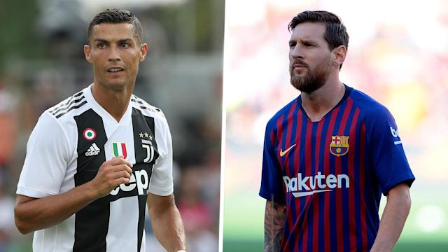 A former Camp Nou favourite considers a current Blaugrana star to be the pick of the current generation, although he still rates his Portuguese rival
