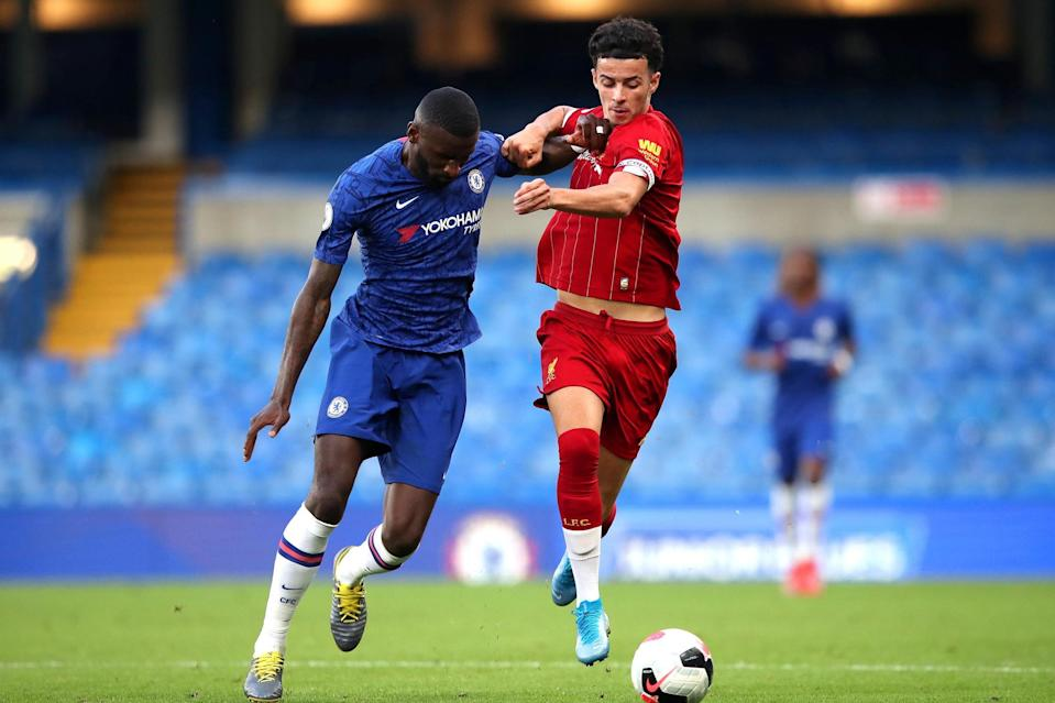 Rudiger came through unscathed on Monday evening. (Getty Images)