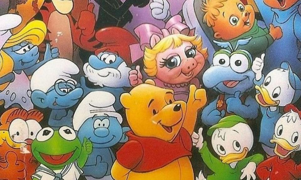 <p>This 1990 animated drug-abuse prevention TV special starred various cartoon characters including Winnie-the-Pooh, Huey, Dewey and Louie as well as Garfield and the Smurfs. </p>
