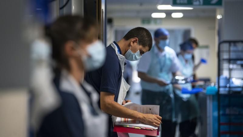 Spread of coronavirus mapped in hospitals to 'break the chain' of transmission
