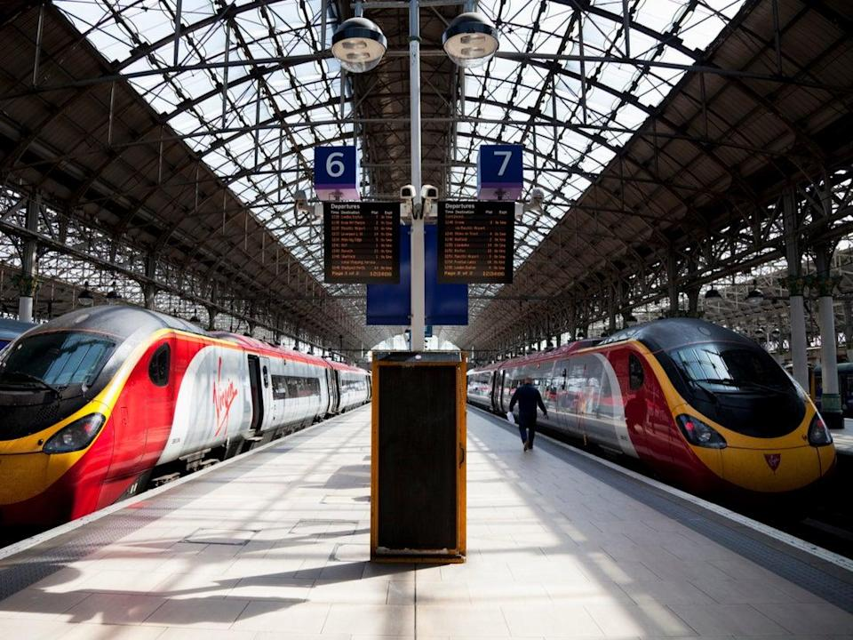Manchester Piccadilly (Getty Images)