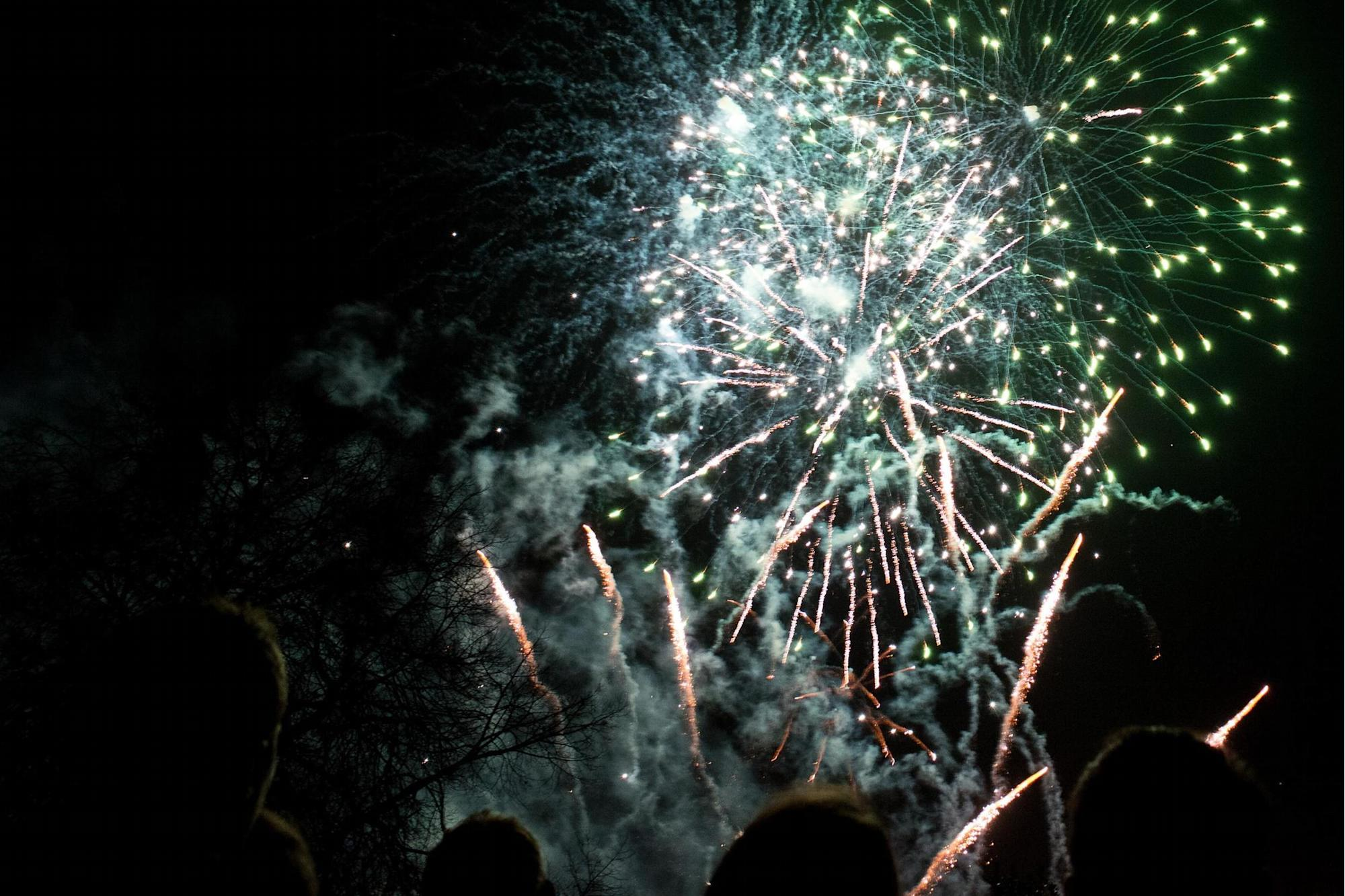 Firework safety tips: How to use sparklers and rockets correctly at home