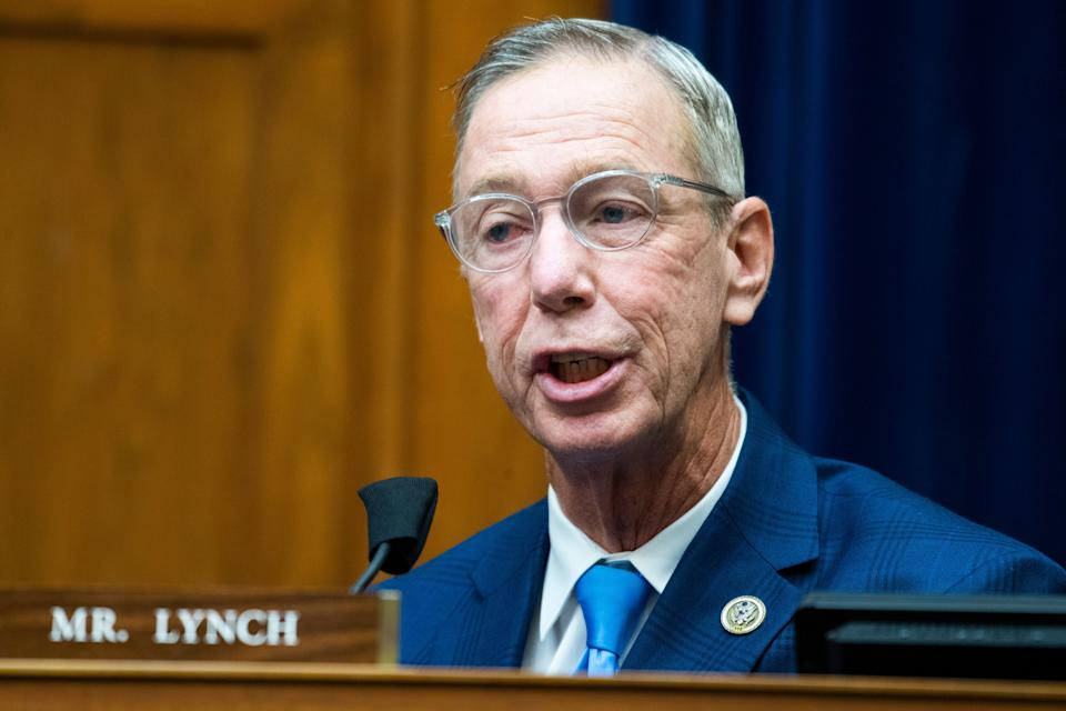 Rep. Stephen Lynch, a centrist with a low national profile, is not taking his primary challenger seriously. Hopeful progressives see an opening. (Photo: Tom Williams/Getty Images)