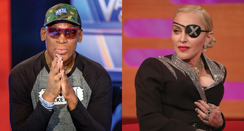 Madonna offered ex Dennis Rodman $20M for baby