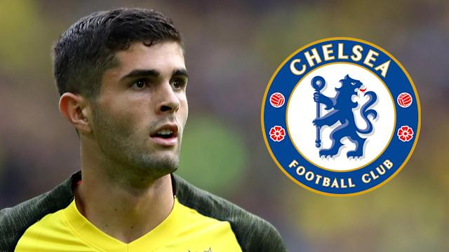 The ex-Blues star is not convinced that the Argentine frontman is the right striking option, but is pleased to have seen Christian Pulisic snapped up