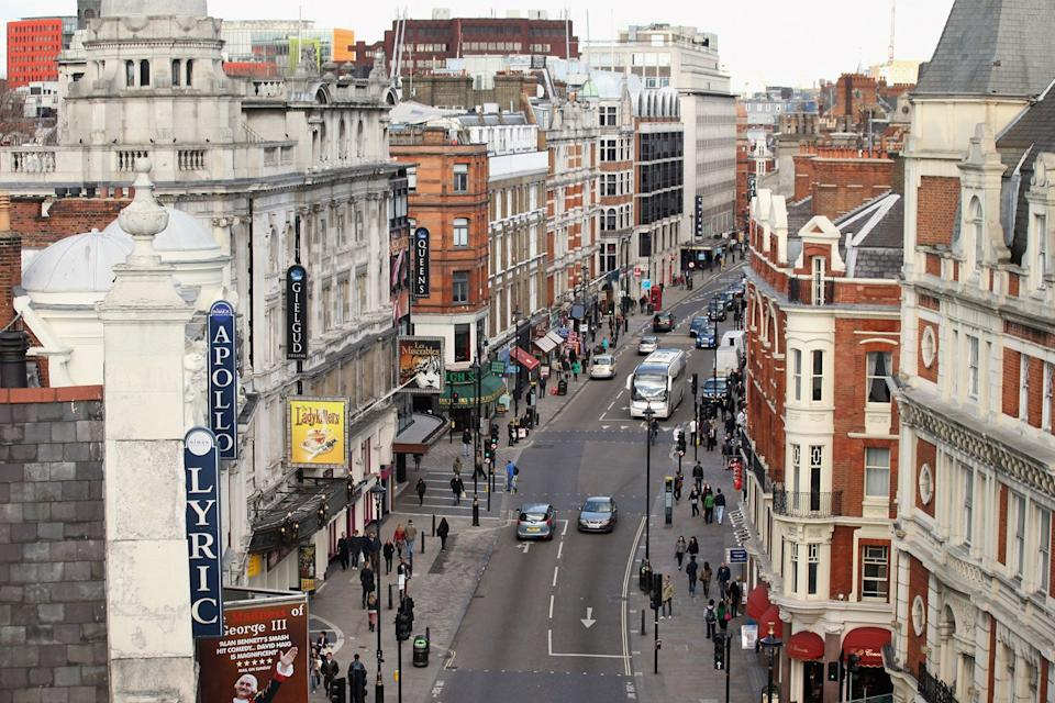 <p>The West End office investment market had a good final quarter in 2020</p> (Oli Scarff/Getty Images)