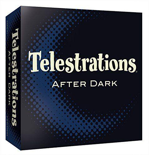 "<p><strong>Telestrations</strong></p><p>amazon.com</p><p><strong>$29.99</strong></p><p><a href=""https://www.amazon.com/dp/B00V42YPKO?tag=syn-yahoo-20&ascsubtag=%5Bartid%7C10049.g.36054934%5Bsrc%7Cyahoo-us"" rel=""nofollow noopener"" target=""_blank"" data-ylk=""slk:SHOP NOW"" class=""link rapid-noclick-resp"">SHOP NOW</a></p><p>This one here is like a game of telephone—but with doodles. Draw what you're prompted to, then the next person guesses what they think you drew, then the person after draws what was guessed, and so on. Promise it's even more fun (and hilarious) with a stiff drink.</p>"