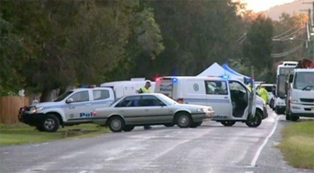 Witnesses attempted to help, but Sana was unable to be revived. Photo: 7 News
