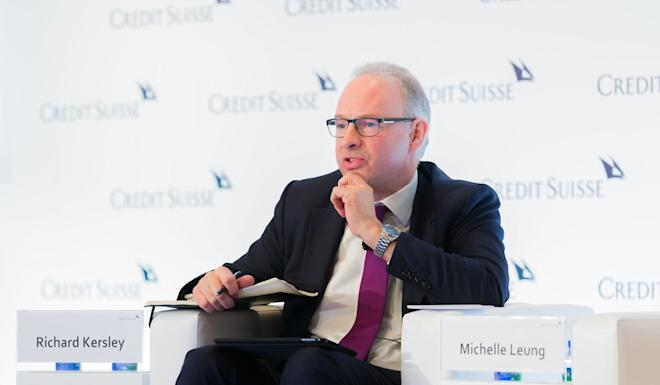 Richard Kersley, managing director and head of global thematic research at Credit Suisse. Photo: Handout