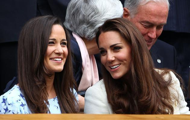 Her sister, Kate Middleton, will reportedly say a reading at the ceremony. Photo: Getty