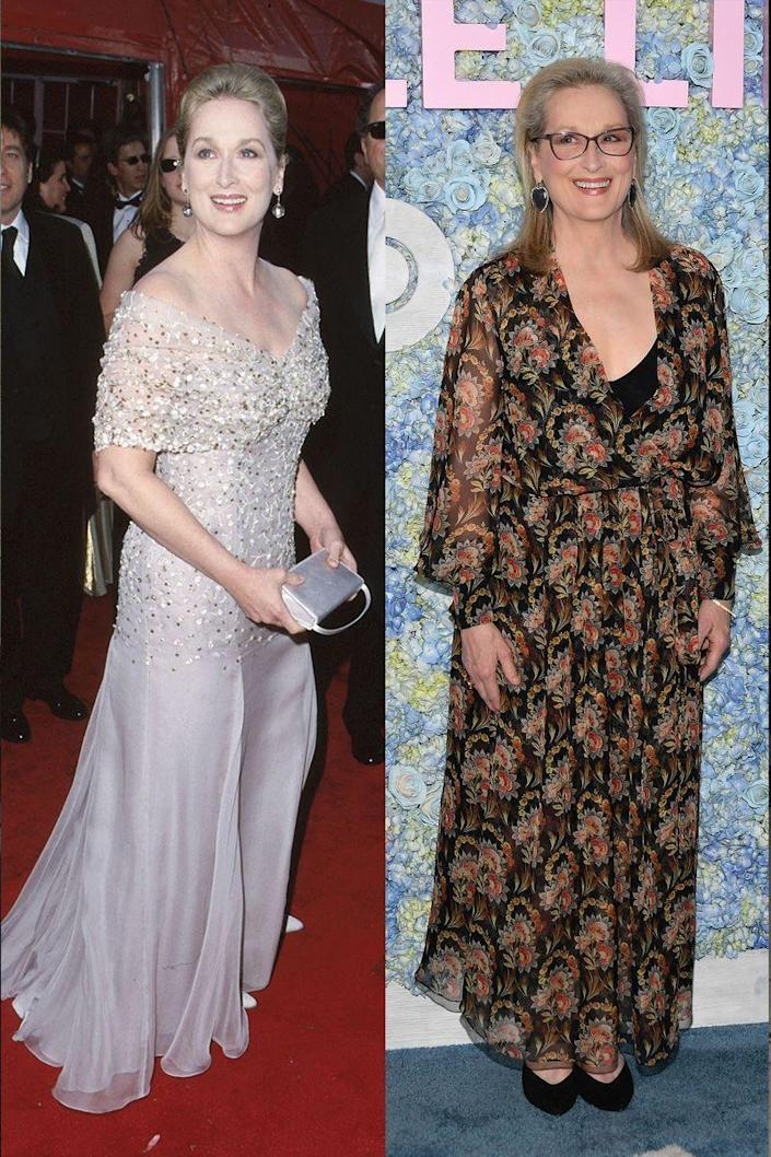 <p>Name someone whose fashion is more timeless than Meryl's. We'll wait. </p>