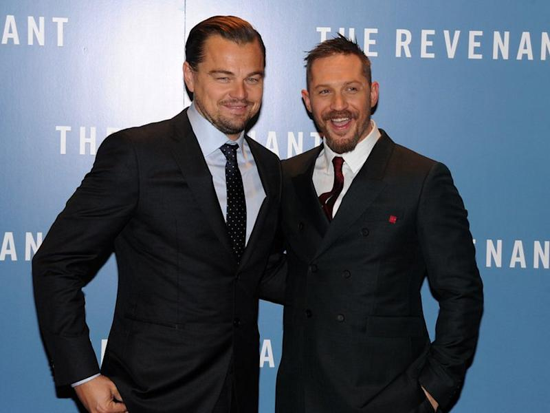Tom Hardy Must Get A Tattoo After Losing Bet To Leonardo