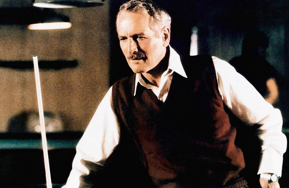 """<p>By 1986, the blue-eyed legend had lost so many times (seven) that the Academy gave him an honorary award. (He accepted via an awkward on-the-set remote.) The following year, Newman was nominated for <i>The Color of Money</i>, but was <a href=""""https://news.google.com/newspapers?nid=266&dat=19870331&id=G-crAAAAIBAJ&sjid=lwUGAAAAIBAJ&pg=1083,3822744&hl=en"""" rel=""""nofollow noopener"""" target=""""_blank"""" data-ylk=""""slk:reported to be """"too superstitious"""""""" class=""""link rapid-noclick-resp"""">reported to be """"too superstitious""""</a> to attend the ceremony. When his Best Actor losing streak was broken, Newman sent word from his Connecticut home that he was """"thrilled.""""</p><p>(<i>The Color of Money</i>; photo by Everett Collection)</p>"""