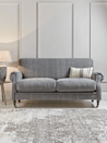 """<p>Unsurprisingly, the perennially popular grey was the most sought-after sofa colour of the year. Infinitely versatile, a neutral grey can be adapted for almost any home, with styles running the gamut from a traditional textured tweed to a modern tactile velvet. And it forms a brilliant base for heavy pattern. <br></p><p>Pictured: <a href=""""https://go.redirectingat.com?id=127X1599956&url=https%3A%2F%2Fwww.coxandcox.co.uk%2Fnew-sophia-petite-sofa-vintage-grey%2F&sref=https%3A%2F%2Fwww.countryliving.com%2Fuk%2Fhomes-interiors%2Finteriors%2Fg37335592%2Fmost-popular-sofa-colours%2F"""" rel=""""nofollow noopener"""" target=""""_blank"""" data-ylk=""""slk:Sophia Petite Sofa at Cox & Cox"""" class=""""link rapid-noclick-resp"""">Sophia Petite Sofa at Cox & Cox</a></p>"""