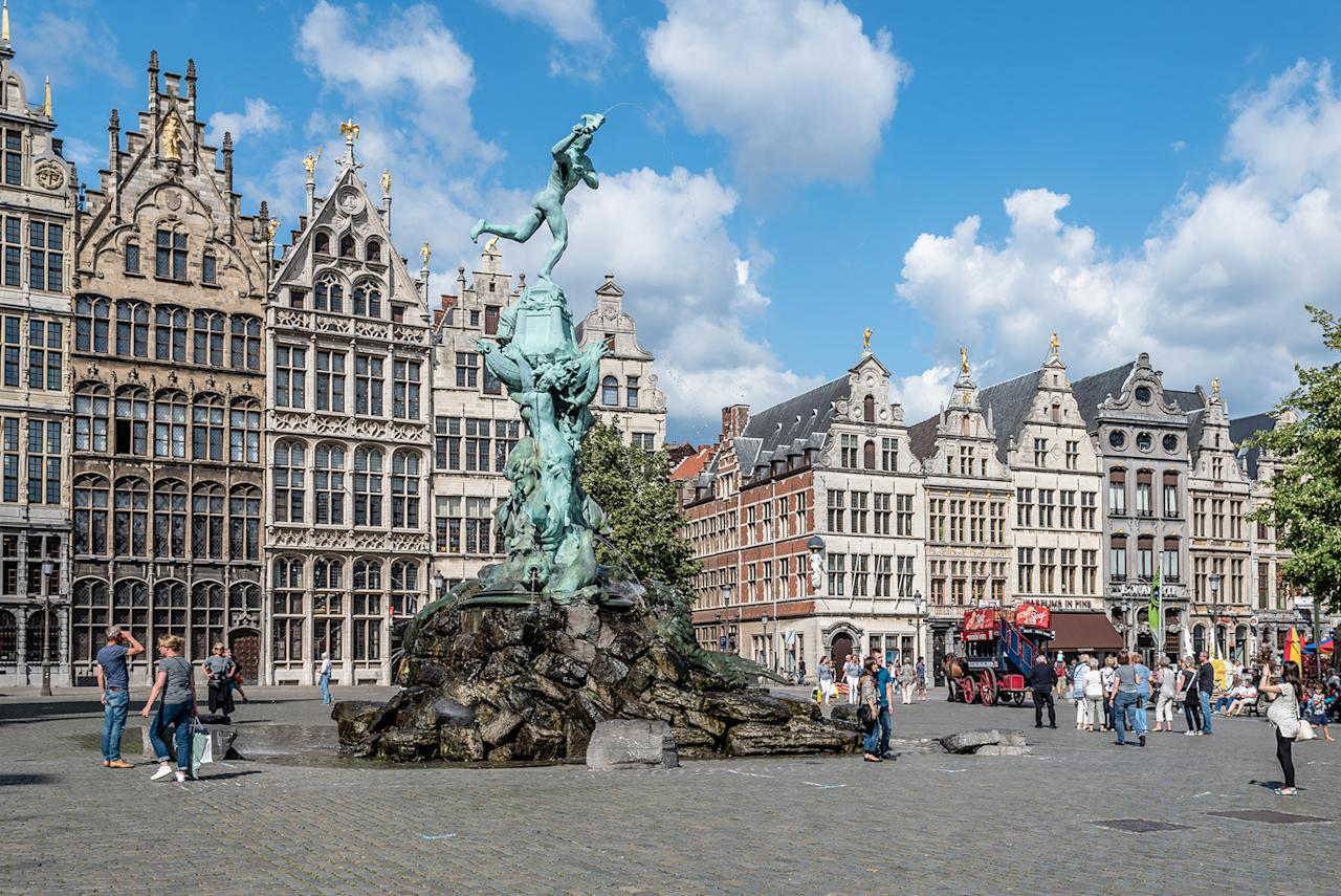 Described as Europe's best kept secret, next year the city will celebrate its most famous resident Rubens, in a series of events that will include parades, concerts, street art, multimedia shows and workshops.