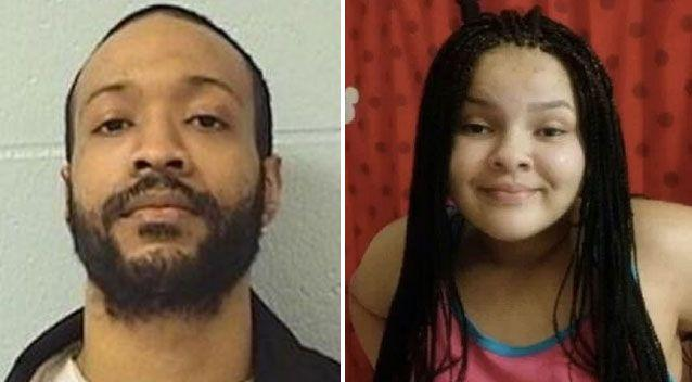SIngleton (left) allegedly killed Alexis (right). Source: Chicago Police Department