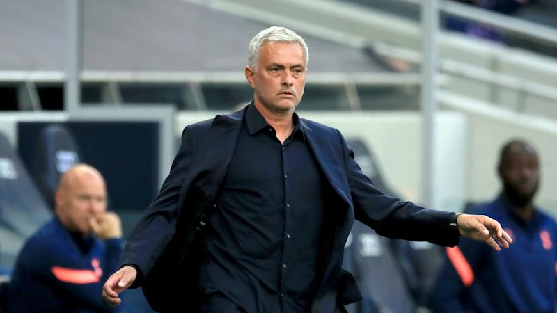 Jose Mourinho says he has no choice when it comes to prioritising games
