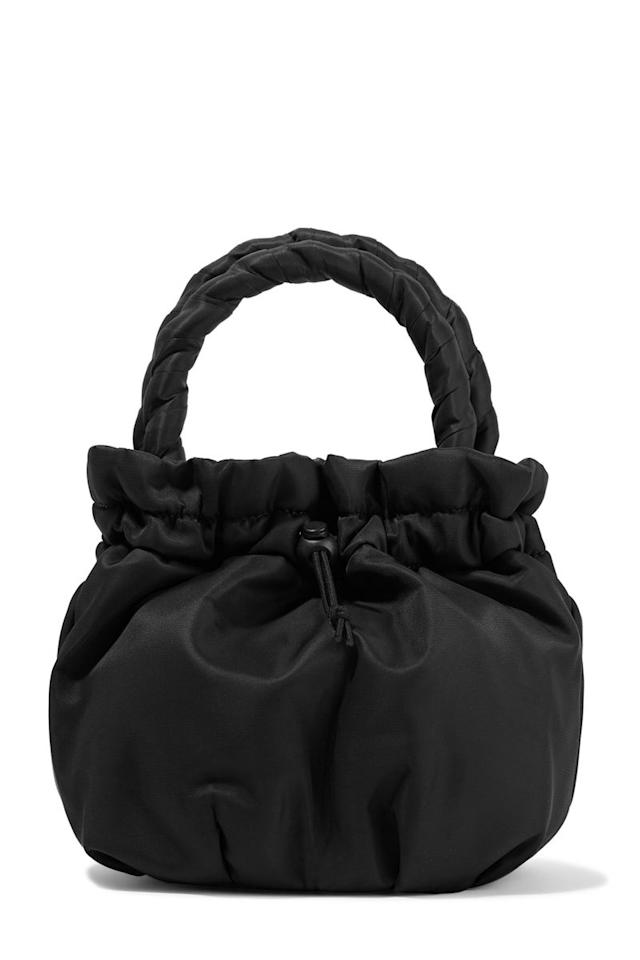 """<p>Stella shell tote, £160, Staud</p><p><a class=""""body-btn-link"""" href=""""https://go.redirectingat.com?id=127X1599956&url=https%3A%2F%2Fwww.net-a-porter.com%2Fgb%2Fen%2Fproduct%2F1152755%2Fstaud%2Fstella-shell-tote&sref=http%3A%2F%2Fwww.cosmopolitan.com%2Fuk%2Ffashion%2Fstyle%2Fg4098%2Fshop-best-designer-handbags-under-300%2F"""" target=""""_blank"""">BUY NOW</a></p><p>The cute top handle tote has been all over Instagram of late, and it all started with cult-status brand Staud, who make funky pieces with a more reasonable price tag. </p>"""