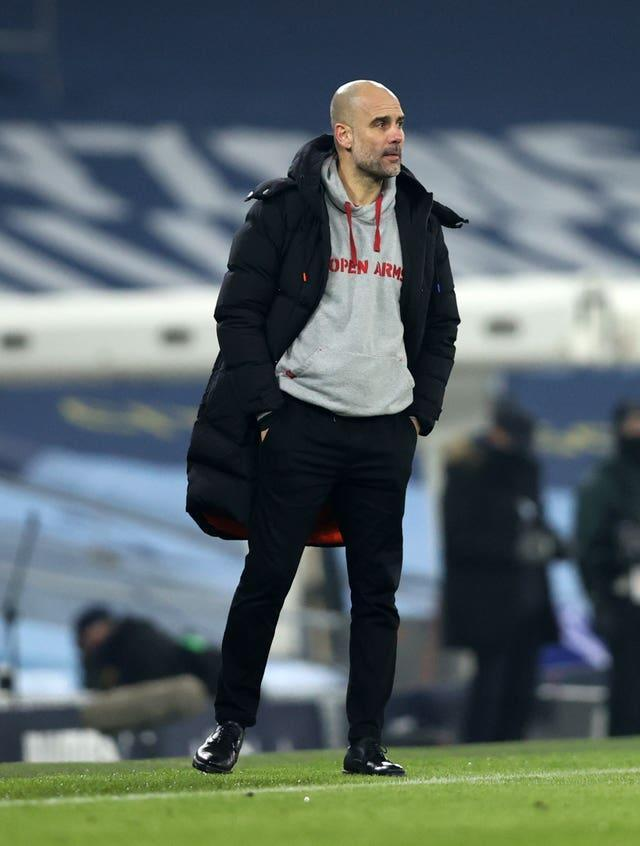 Tactically outsmarting Guardiola is a tough task