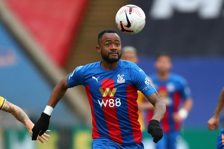 Palace forward Ayew tests positive for coronavirus