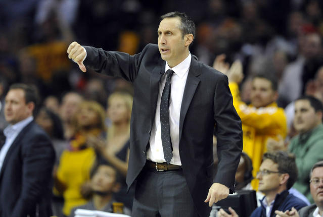 David Blatt's key to success: Learn to coach LeBron James