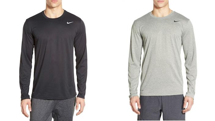 Your new go-to workout shirt.