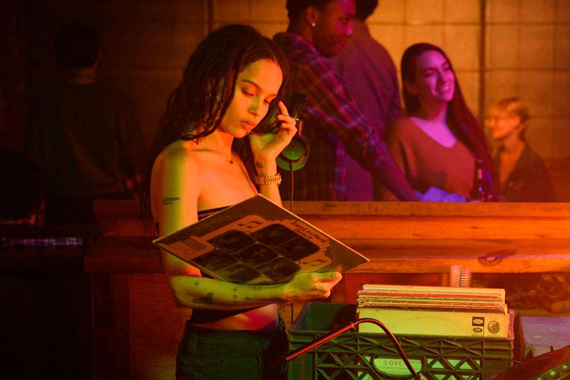 Zoë Kravitz explains why High Fidelity reopens the debate about Michael Jackson and Kanye West