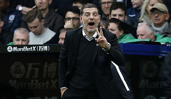 Premier League: West Ham United entlässt Teammanager Bilic