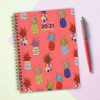 """<h3><a href=""""https://www.bedbathandbeyond.com/store/product/tf-publishing-pineapple-july-2020-to-june-2021-weekly-monthly-planner/5488318"""" rel=""""nofollow noopener"""" target=""""_blank"""" data-ylk=""""slk:TF Publishing Pineapple July 2020 to June 2021 Weekly/Monthly Planner"""" class=""""link rapid-noclick-resp"""">TF Publishing Pineapple July 2020 to June 2021 Weekly/Monthly Planner</a></h3> <br>Busybodies, rejoice! This option makes it easy to check or update your schedule using expansive monthly grids and weekly pages for recording appointments and other detailed information. Plus, it comes with 368 stickers for some added color and fun. <br><br><strong>TF Publishing</strong> Pineapple July 2020 to June 2021 Weekly/Monthly Planner, $, available at <a href=""""https://go.skimresources.com/?id=30283X879131&url=https%3A%2F%2Fwww.bedbathandbeyond.com%2Fstore%2Fproduct%2Ftf-publishing-pineapple-july-2020-to-june-2021-weekly-monthly-planner%2F5488318"""" rel=""""nofollow noopener"""" target=""""_blank"""" data-ylk=""""slk:Bed Bath & Beyond"""" class=""""link rapid-noclick-resp"""">Bed Bath & Beyond</a><br>"""