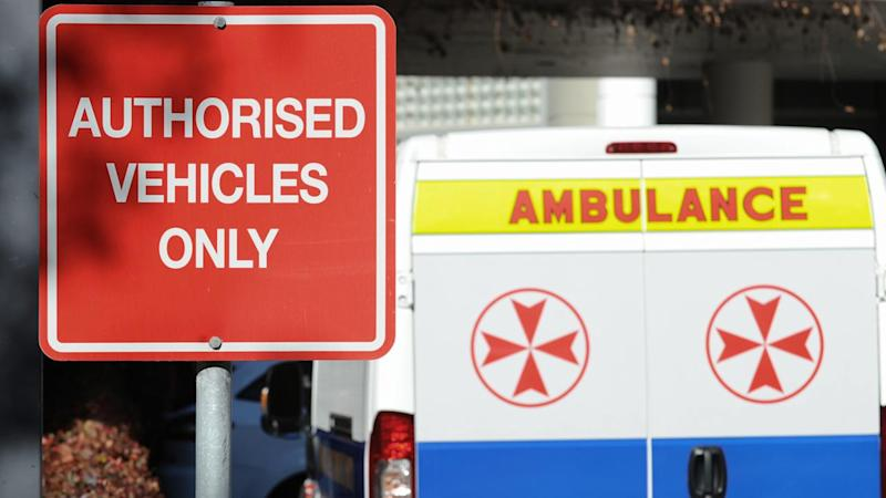 Two WA ambulances destroyed in blaze