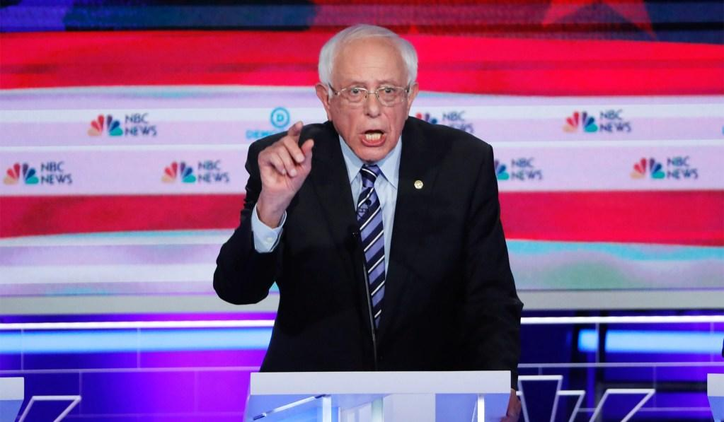 A Conservative Supreme Court Could >> Bernie Sanders Says He Would Rotate Conservative Judges Off The