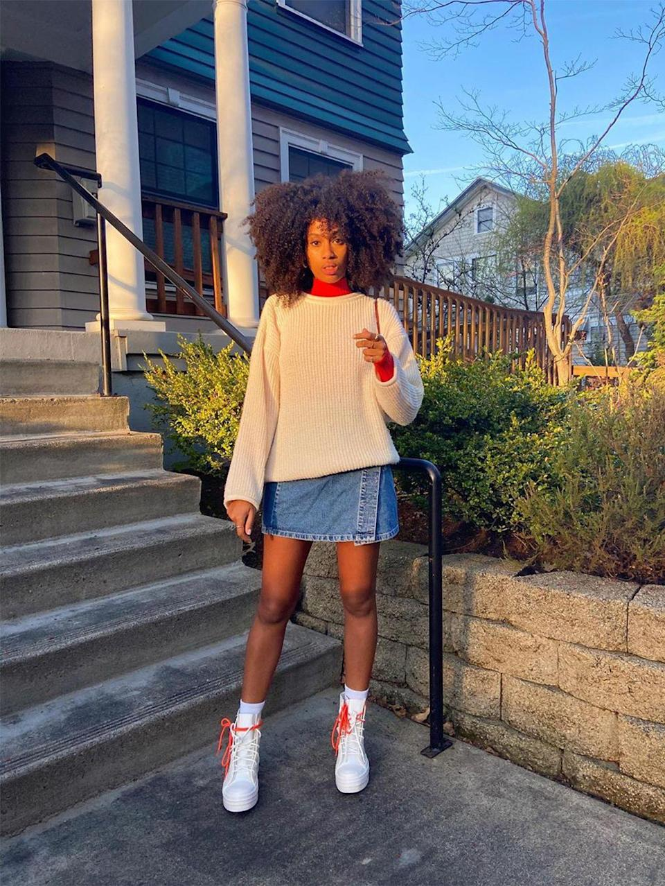 20 Skirts That Look Good With Just a Plain T-Shirt